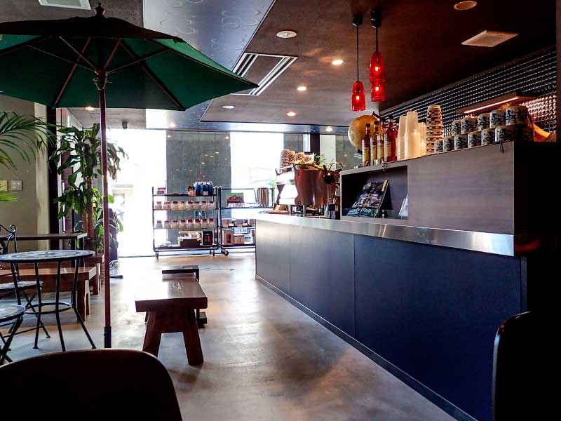 マルミコーヒースタンド